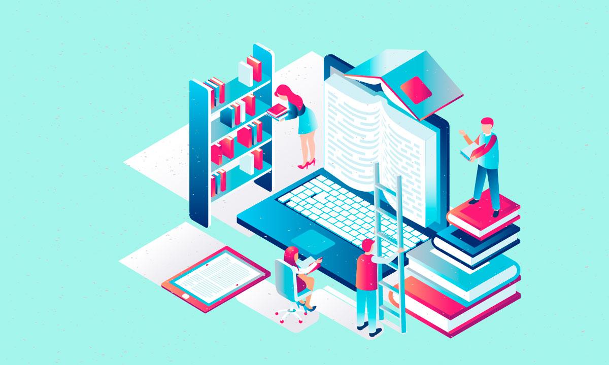 digitalizar la formación de la empresa
