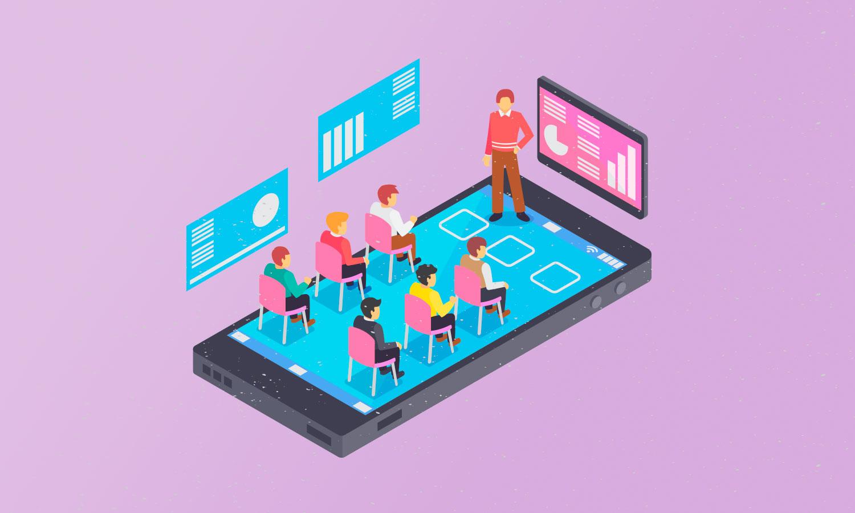 Digitalizar la formación de la empresa e impartirla online.